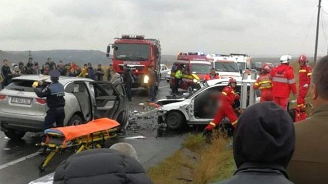 Гражданка Молдовы погибла в страшной аварии в Румынии (ФОТО)