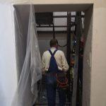 В примэрии Кишинева по инициативе социалистов устанавливают лифт для людей с ограниченными возможностями  (ФОТО)