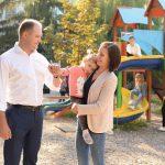 Чебан: Забота о детях - наш приоритет (ВИДЕО)