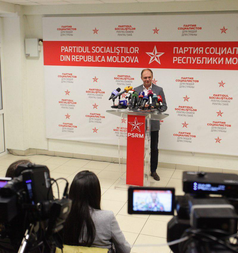 Чебан назвал приоритеты деятельности Мунсовета Кишинева (ВИДЕО)