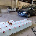 Водитель переоборудовал автомобиль, чтобы провезти в нём полтонны алкоголя: его поймали таможенники (ФОТО, ВИДЕО)