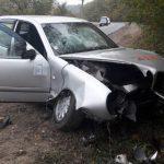 Жуткая авария в Хынчештах: трое пострадавших - в больнице (ФОТО)