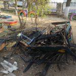 В одном из детских садов Тирасполя вспыхнул пожар (ФОТО)