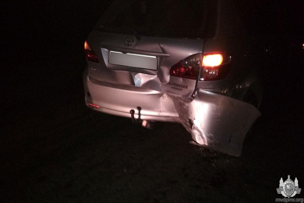 Мать и дочь получили серьезные травмы в ДТП в Чобручи