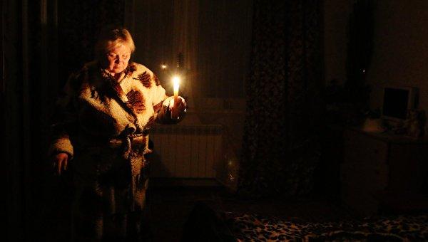 Массовые отключения света ждут жителей столицы в пятницу