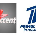 1 ноября начал вещание новый телеканал «Первый в Молдове»