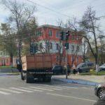 В Комрате девушка попала под колёса грузовика