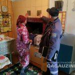 В Гагаузии спасатели рассказали жителям о правилах пожарной безопасности (ФОТО)