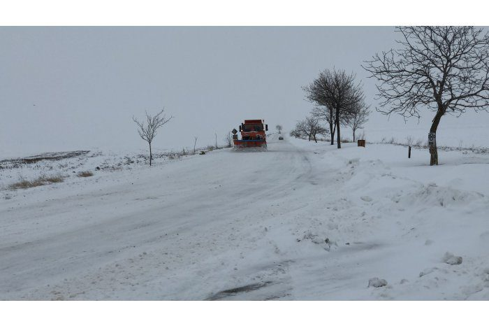 К зиме готовы: на дорогах страны будут работать 500 единиц спецтехники