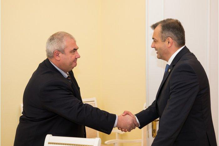 Кику: Правительство Молдовы и впредь рассчитывает на эффективное сотрудничество с ЕБРР