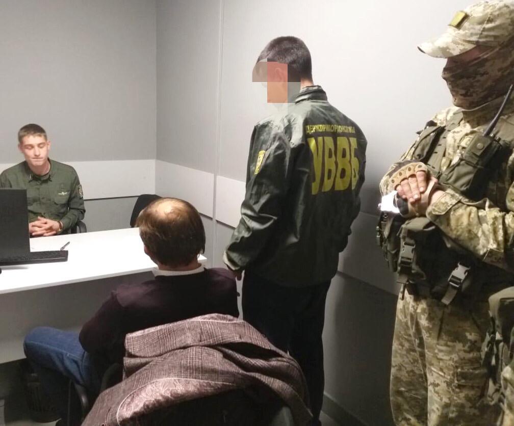 План «Б» провалился: на Украине задержали разыскиваемого Интерполом молдаванина, предложившего крупную взятку (ВИДЕО)