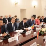 Депутат ПСРМ Раду Мудряк избран председателем Постоянной комиссии МПА СНГ