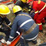 Учения по ликвидации последствий взрыва бытового газа прошли в Кагуле (ФОТО, ВИДЕО)