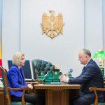 Встреча Додон - Влах: О чем говорили президент и башкан Гагаузии (ФОТО, ВИДЕО)