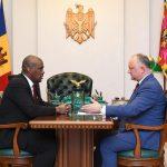 Игорь Додон провел встречу с послом США в Молдове (ФОТО, ВИДЕО)