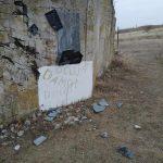 Вандалы осквернили памятные гранитные плиты в Дубоссарском районе (ФОТО)