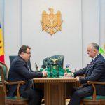 Встреча Додон - Михалко: о чем говорили президент и глава делегации ЕС в РМ (ФОТО, ВИДЕО)