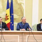 Президент представил коллективам еще трех новых министров (ФОТО)