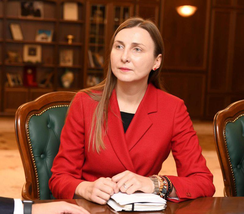 Даниела Морарь возглавит миссию РМ при ЕС (ФОТО, ВИДЕО)