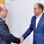 Чебан провел встречу с послом России в Молдове (ФОТО)