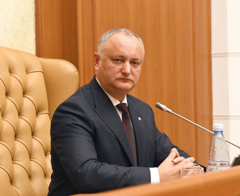 Ещё один опрос предрекает уверенную победу Игоря Додона на президентских выборах