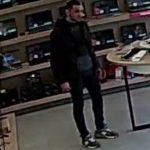 В Бельцах разыскивают мужчину, подозреваемого в краже телефона