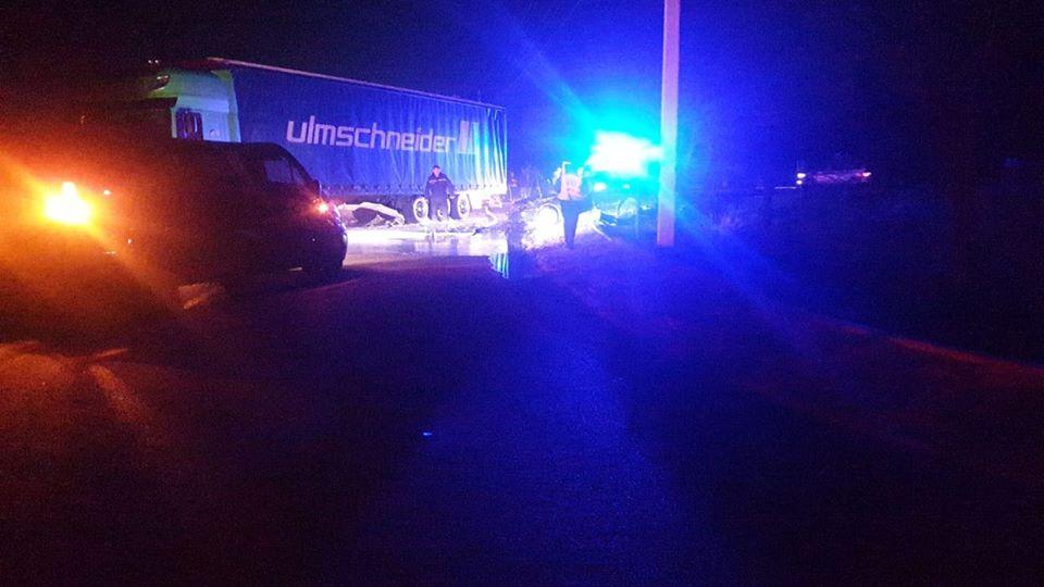 Водитель грузовика из Молдовы стал участником жуткого ДТП со смертельным исходом (ФОТО)