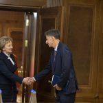 Гречаный: Молдова заинтересована в опыте Израиля (ФОТО)