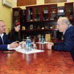 Ион Чебан встретился с гражданами по их личным вопросам (ФОТО)