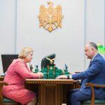 Галина Балмош назначена советником президента по социальным вопросам (ФОТО, ВИДЕО)