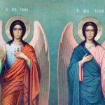 Президент поздравил граждан с праздником Святых Архангелов Михаила и Гавриила