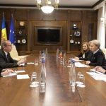 Спикер провела встречу с постоянным координатором ООН в Молдове (ФОТО)