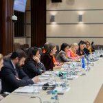 В парламенте заработала Платформа для диалога женщин-депутатов