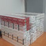 Незадекларированные сигареты и поддельный документ изъяли в столичном аэропорту