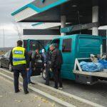 Контроль выявил нарушения: пограничники проверили пассажироперевозчиков на междугородних маршрутах (ФОТО)
