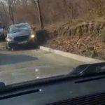 Авария в столице: автомобили получили значительные механические повреждения