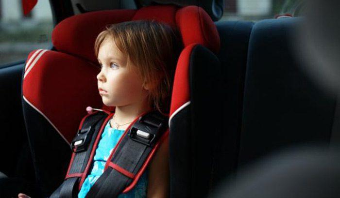 Жителям Гагаузии напомнили о правилах перевозки детей в автомобилях (ВИДЕО)