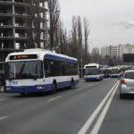 Внимание, кишинёвцы! На бульваре Штефана чел Маре не ездят троллейбусы