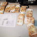 Молдаванин пытался перевезти через границу 50 000 незадекларированных евро