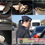 За неделю 9 нарушивших водителей предложили взятки полицейским