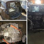 В Кишинёве задержали трёх украинцев, промышлявших кражами люксовых автомобилей (ВИДЕО)