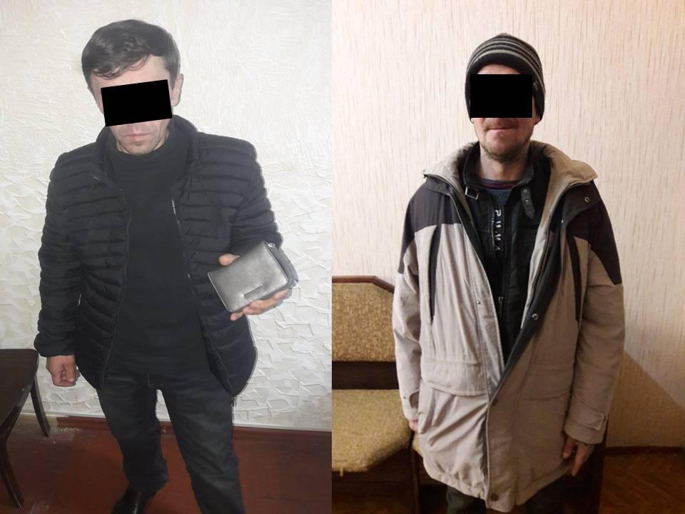 В столице задержали двух карманников-рецидивистов, промышлявших кражами в маршрутках (ВИДЕО)
