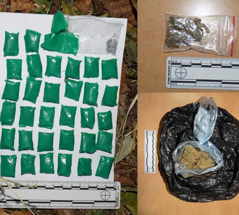 До 15 лет тюрьмы грозит троим кишинёвцам, у которых изъяли наркотики на 40 000 леев (ВИДЕО)