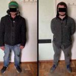 В Кишинёве задержаны двое мужчин, подозреваемых в серии краж из автомобилей (ВИДЕО)
