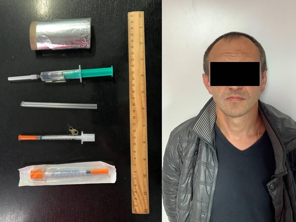 Жителю столицы грозит до 6 лет тюрьмы за незаконный оборот наркотиков (ВИДЕО)