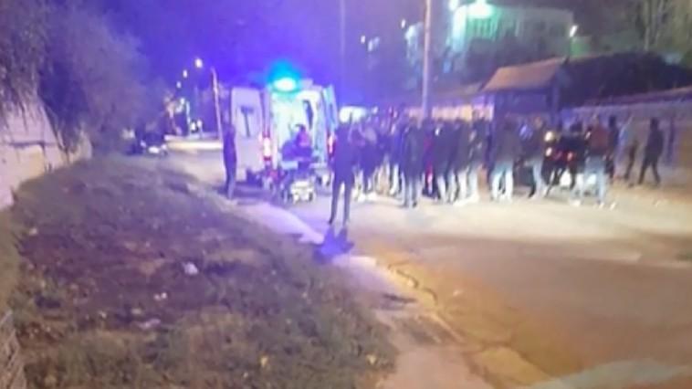 На Чеканах автомобиль сбил пешехода: парень погиб на месте