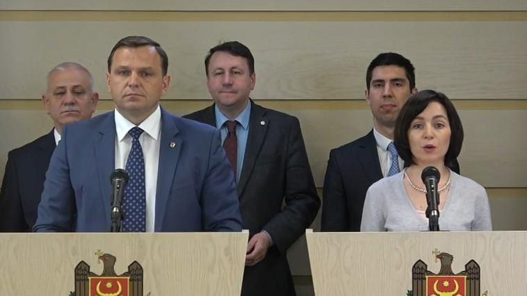 """ПДС: Заявление Нэстасе об отказе от коалиции с ПСРМ в МСК не отражает позицию всего блока """"АКУМ"""""""