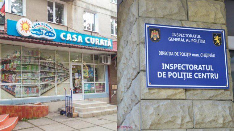 Скандал в столичном магазине: недовольный клиент угрожал продавцу и посетителям пистолетом