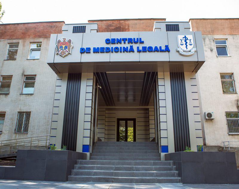 Десять судмедэкспертов из Кишинёва задержаны офицерами НАЦ за взяточничество