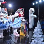 Новогоднюю елку на ПВНС откроют в это воскресенье